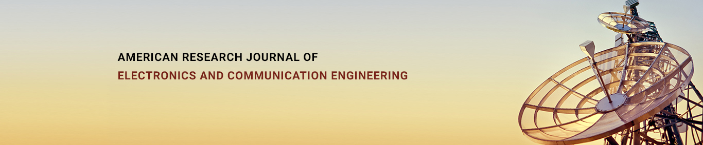 American Research Journal of Electronics and Communication Engineering