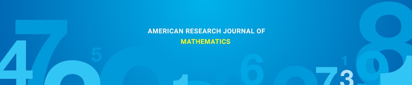 American Research Journal of Mathematics