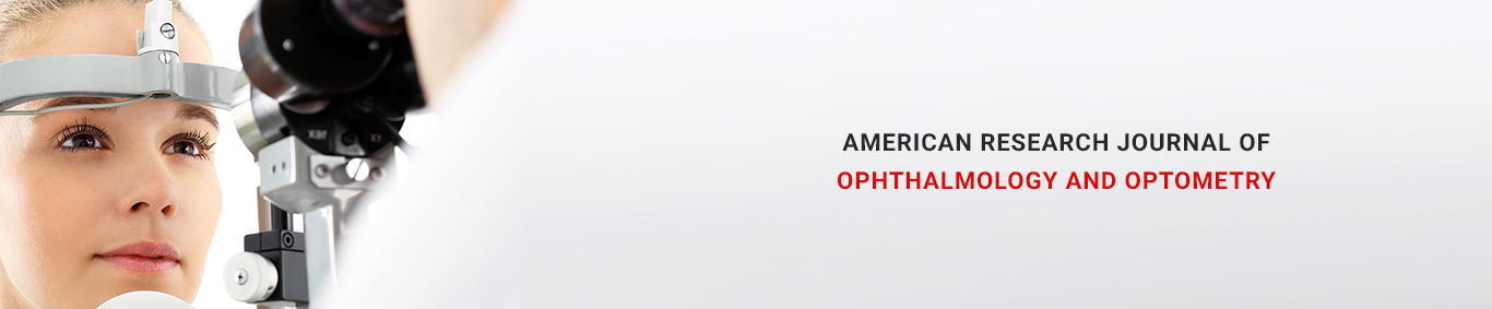 American Research Journal of Ophthalmology and Optometry
