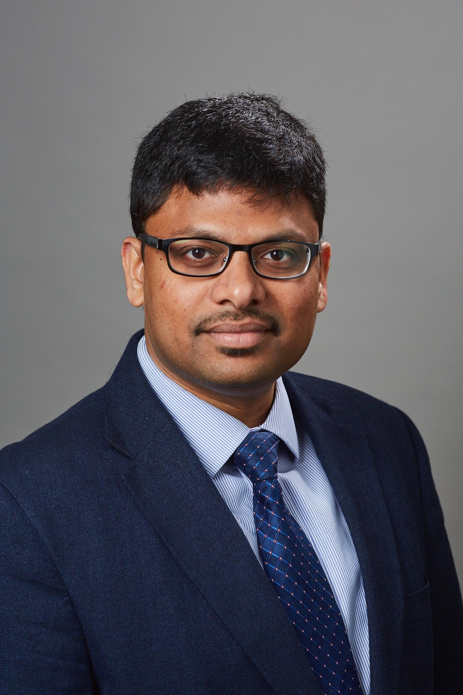 Dr. Srinivas B Muvvala, MD, MPH