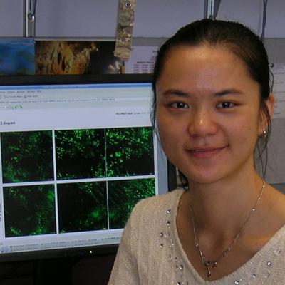 Dr. Pei Sabrina Xu