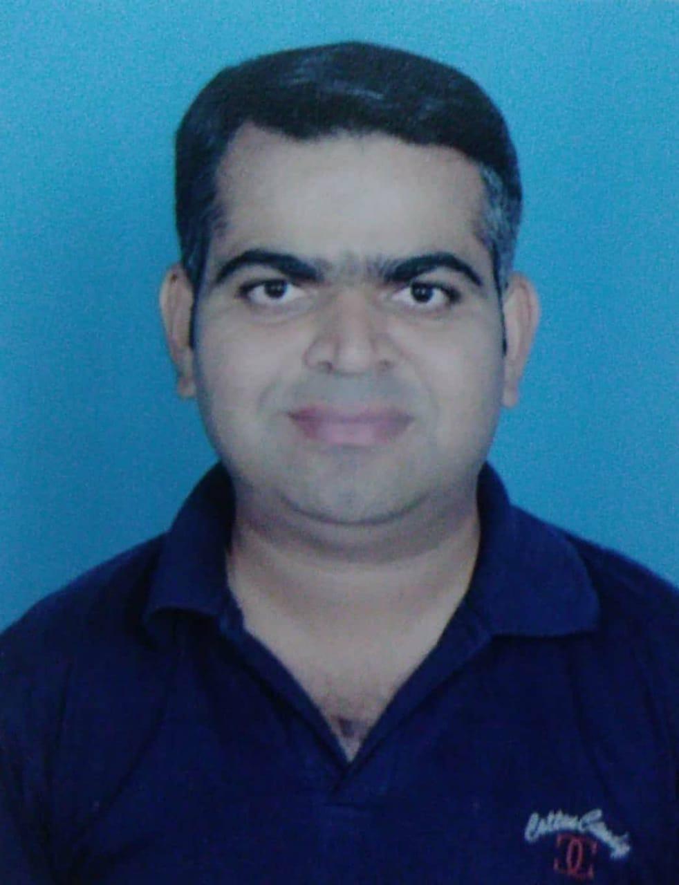 Dr. Satyawan Suresh Mane