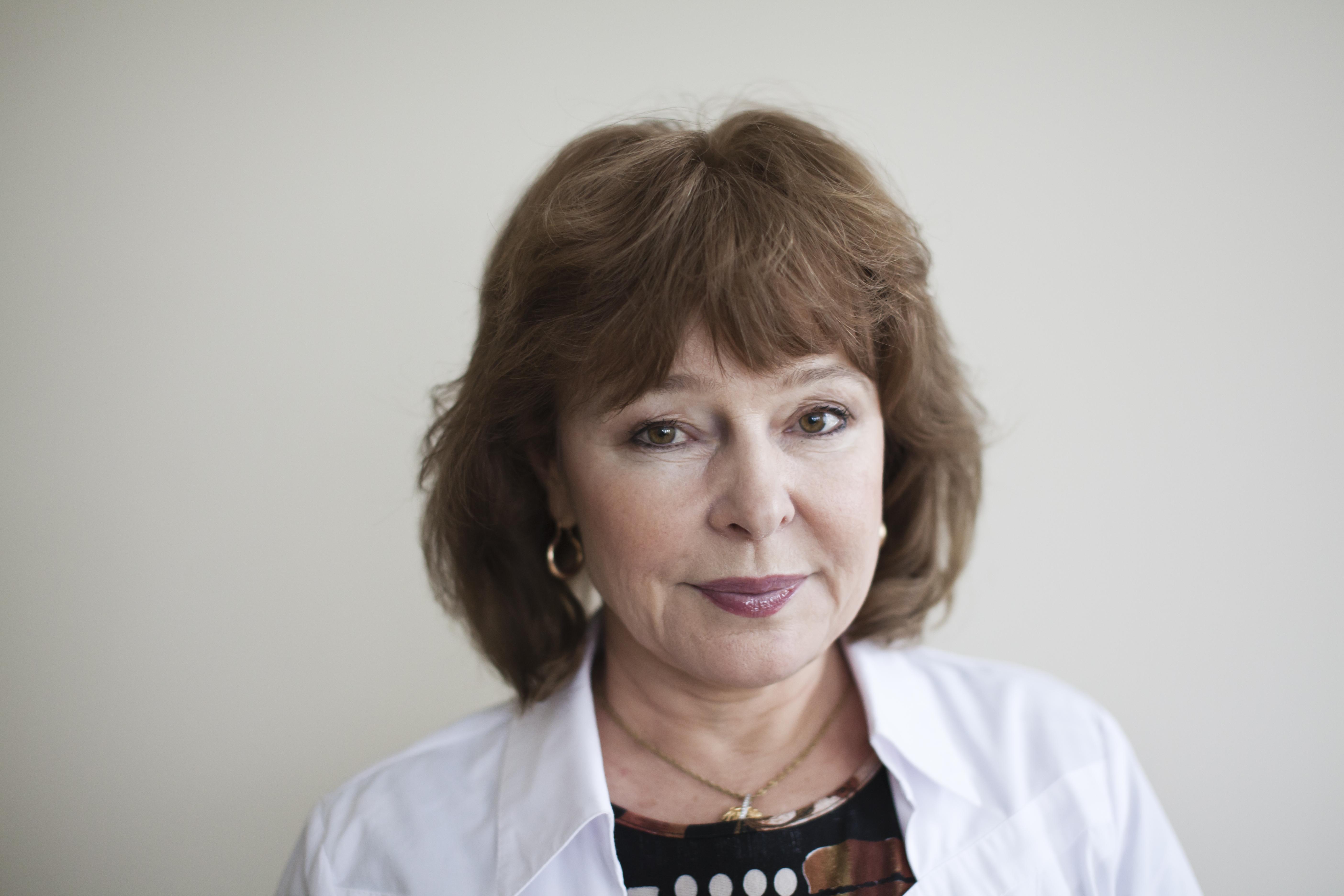 Dr. Svetlana I. Rogovskaya, MD, PhD,