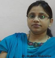 Dr. Akshara Makrariya