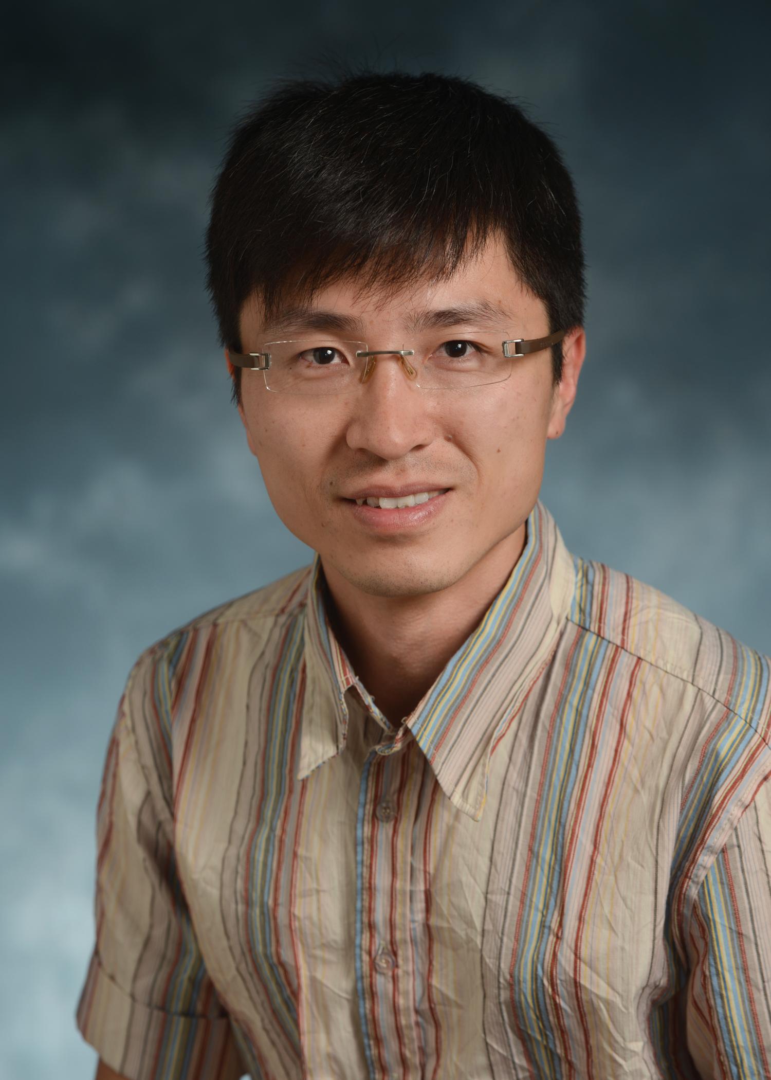 Dr. Kai-Wei Liu, Ph.D., E.I.T.