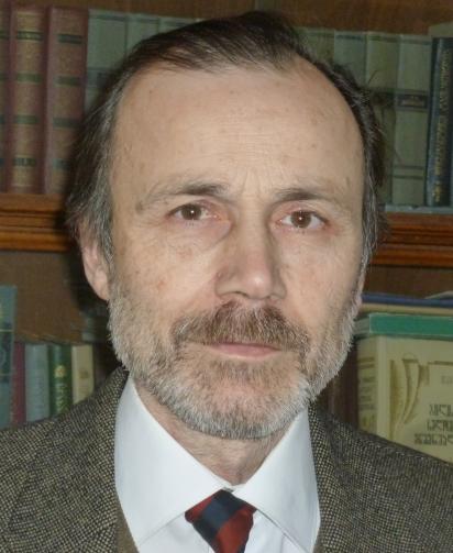Prof. Leiashvily Paata