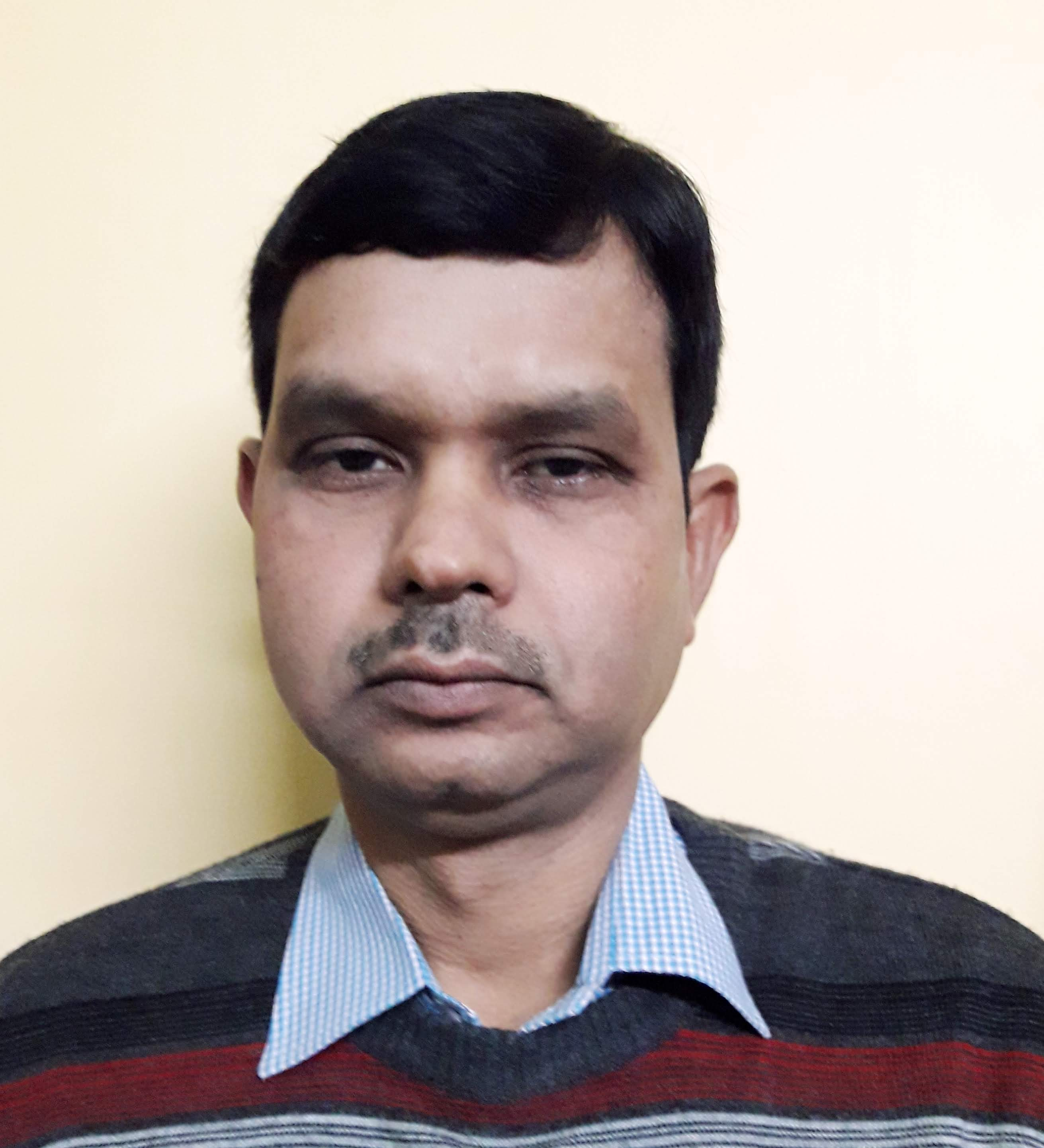 Dr. Shyamapada Mandal