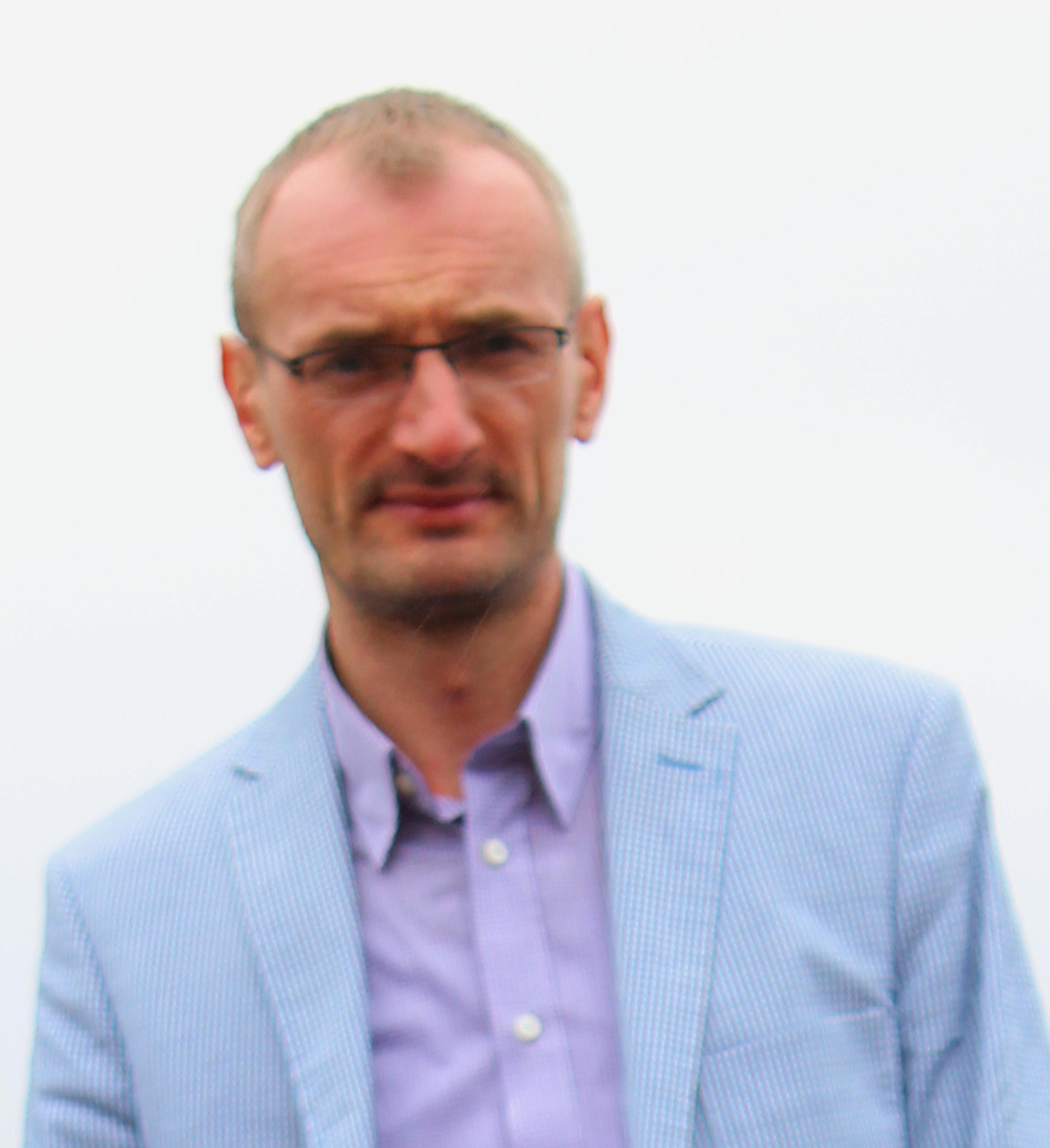 Dr. hab. Mariusz Cycoń, Ph.D.